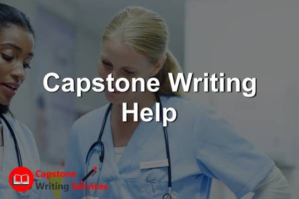Capstone Writing Help