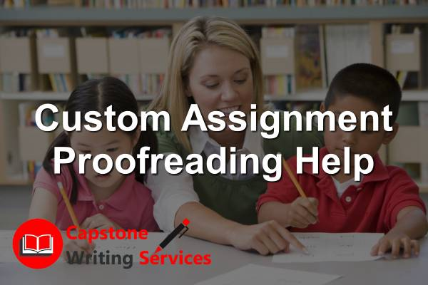 Custom-Assignment-Proofreading-Help