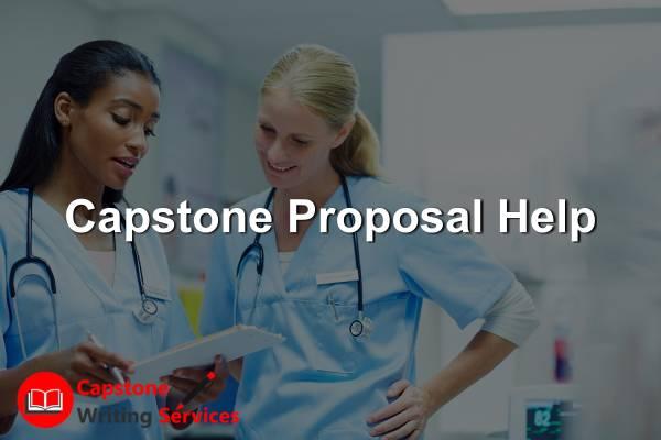 Capstone Proposal Help
