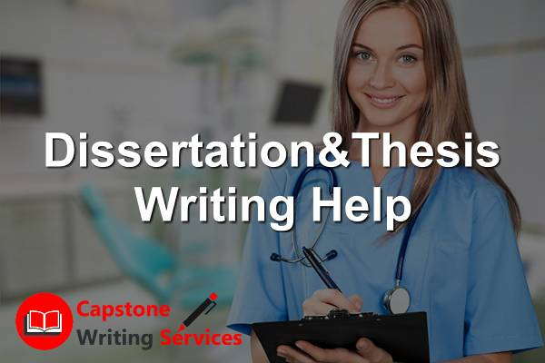 Dissertation&Thesis Writing Help