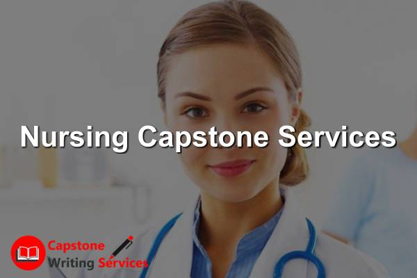 Nursing Capstone Services