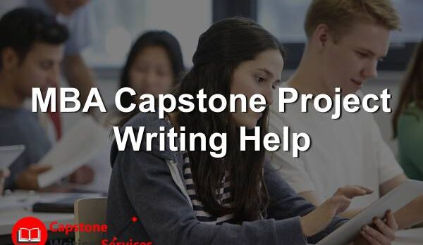 MBA Capstone Project Writing Help