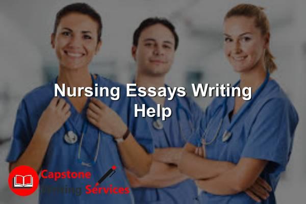Nursing Essays Writing Help