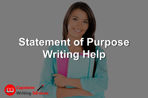 Statement of Purpose Writing Help