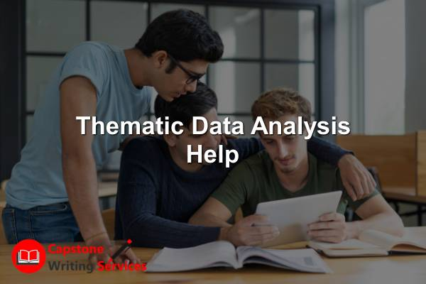Thematic Data Analysis Help